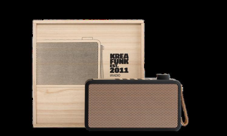 DAB+ Radio Kreafunk tRadio