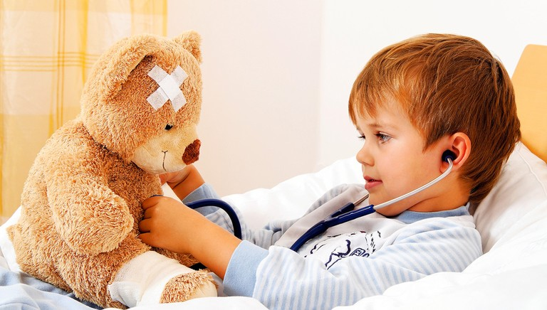 Permisjon med kronisk sykt barn