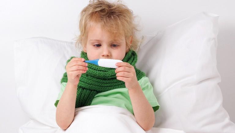 Når barnet er sykt