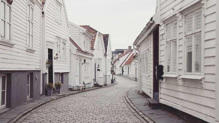 Gamle Stavanger (Photo: Caitlin Wynne)