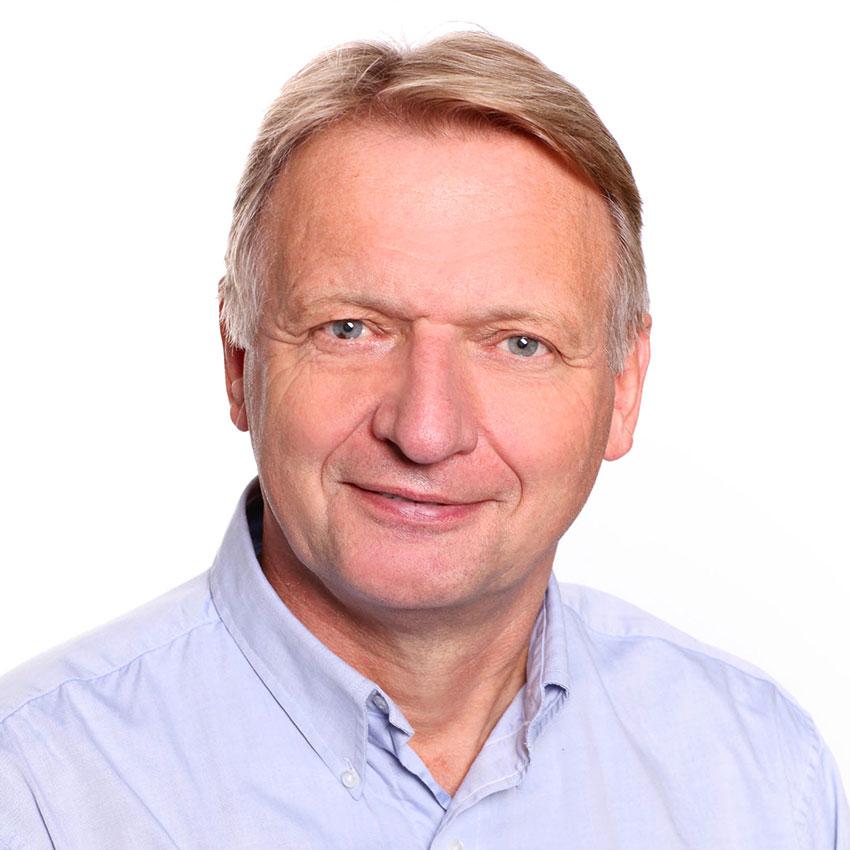 Trond Eklund, prosjektleder i Norges Bank
